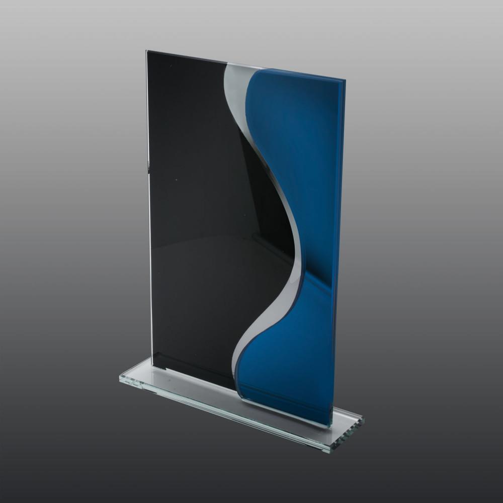Glastrophäe FSG002 17 cm