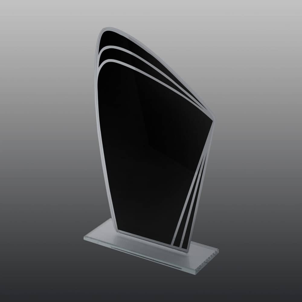 Glastrophäe FSG003 19 cm