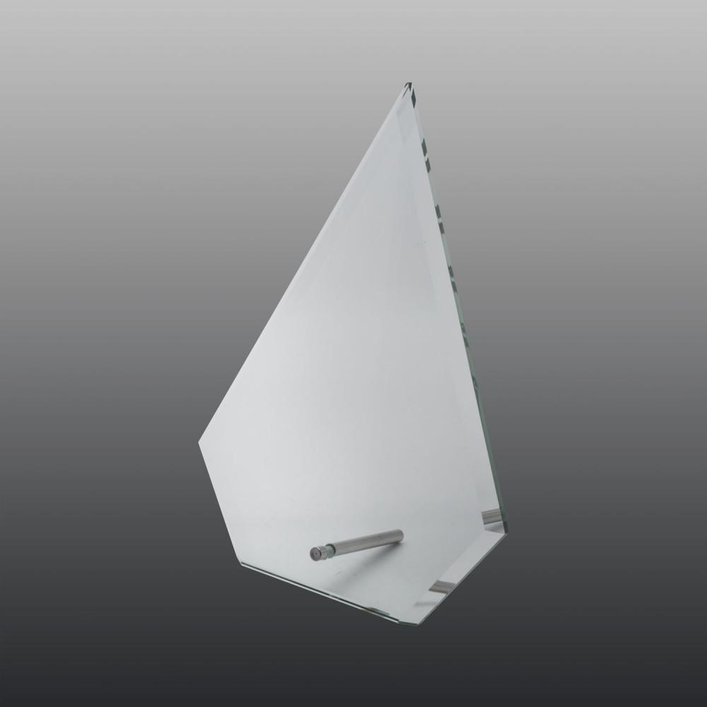 Glastrophäe FSG009 18 cm