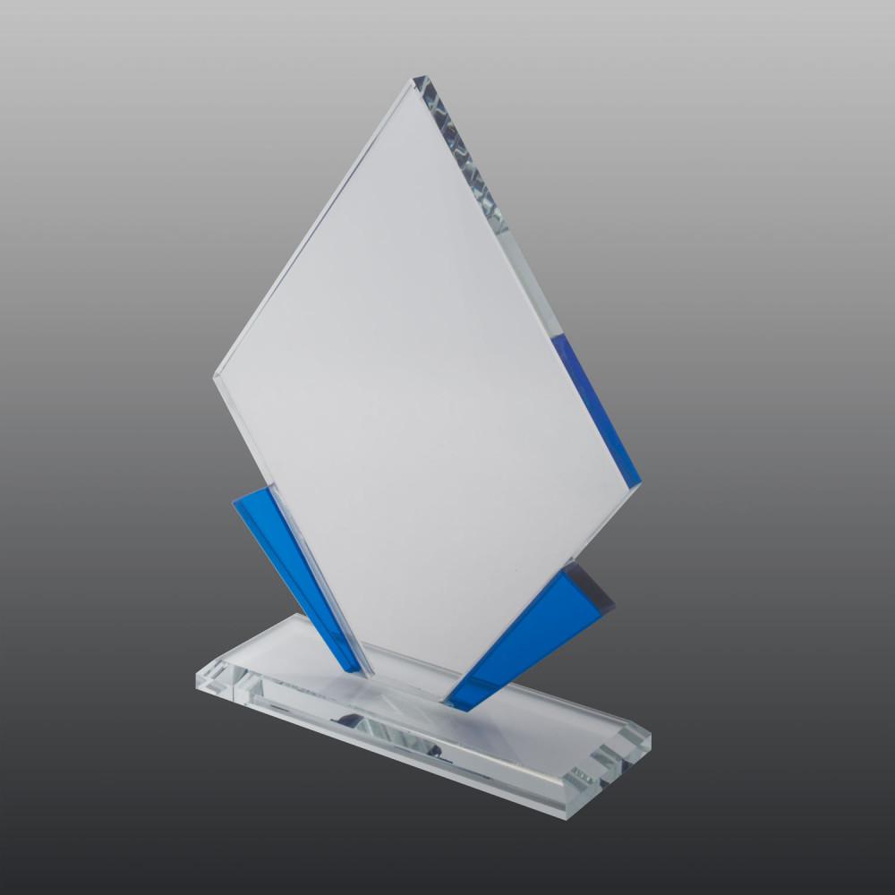 Glastrophäe FSG010 18 cm