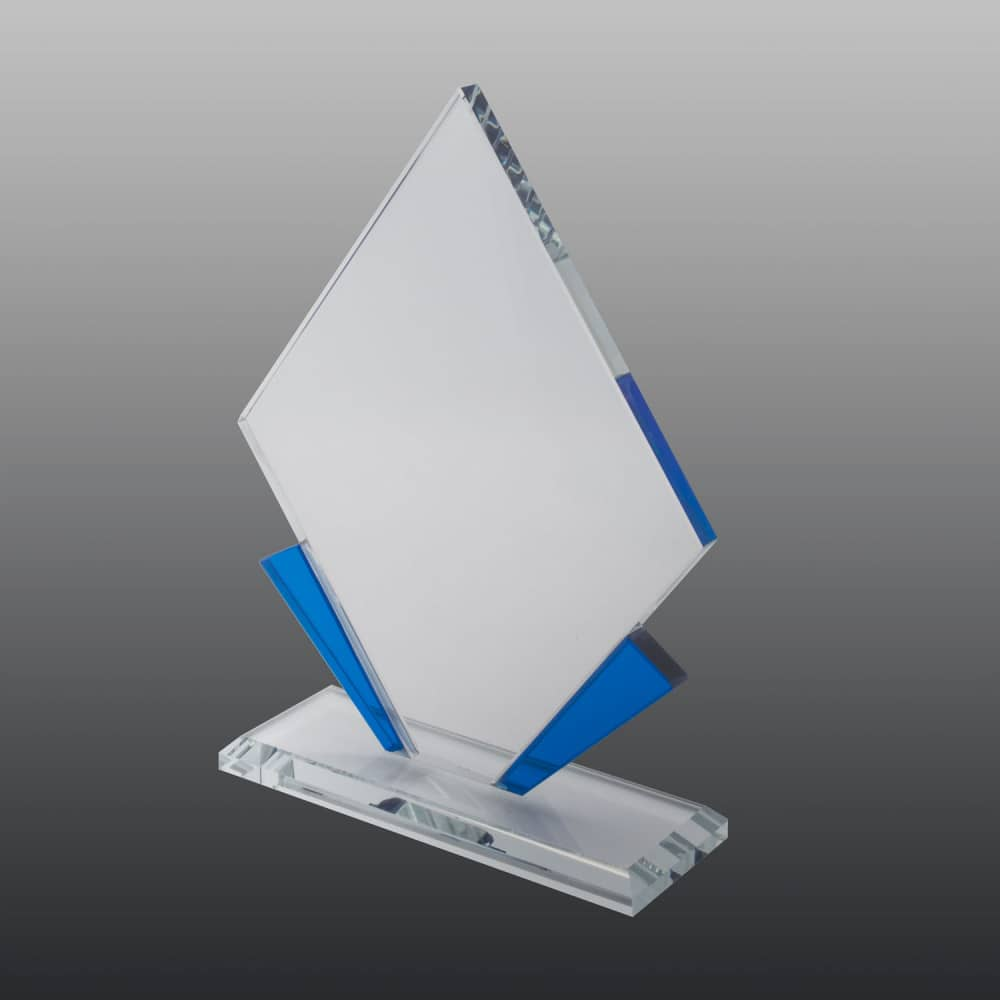 Glastrophäe FSG010 20 cm