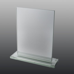Glastrophäe B326 12,5 cm