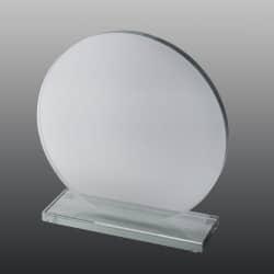 Glastrophäe B331 10 cm