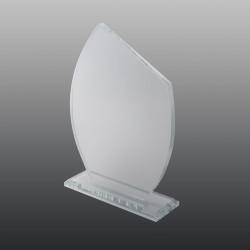 Glastrophäe FSG012 21 cm