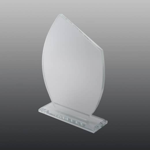 Glastrophäe FSG012 17 cm