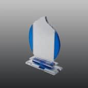 Glastrophäe FSG016 20 cm