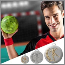 Handball Medaillen