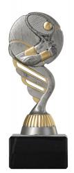 Tennispokal PF209 altsilber/gold