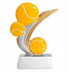Trophäe Tennis FS31911 bunt