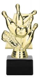 Figur Kegeln FS-D58 gold