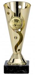 Badmintonpokale 3er Serie A100-BAD gold