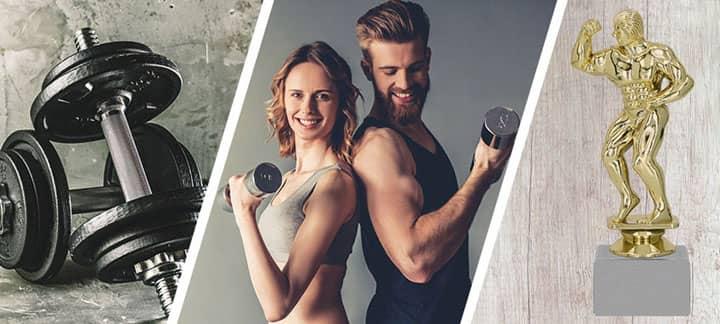 Bodybuilding Pokale