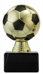 Trophäe Fußballspielerin C161 Einzeln und 3er Pokalserie