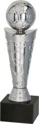 Fußballpokale 3er Serie TRY9061 silber