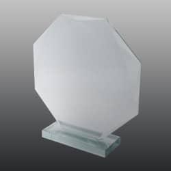 Glastrophäe FSG013 20 cm