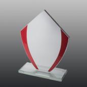 Glastrophäe B319 20 cm