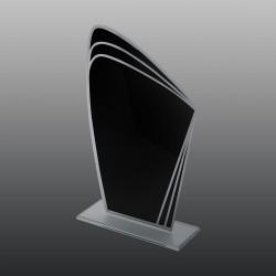 Glastrophäe FSG003 17 cm