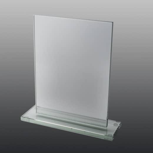 Glastrophäe B326 10 cm