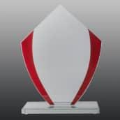 Glastrophäe B319 15 cm