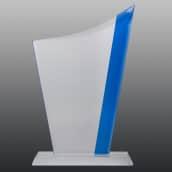 Glastrophäe B337 20 cm