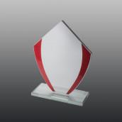 Glastrophäe B319 17 cm