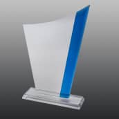 Glastrophäe B337 24 cm