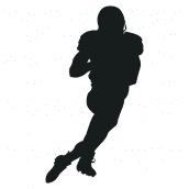 Silhouette Football 1