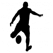 Silhouette Football 21