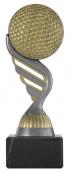 Golfpokal PF240 altsilber/gold