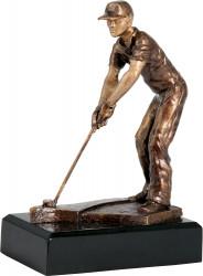 Golfer TRY-RFST2011 bronze