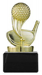 Golfpokal PF32 gold