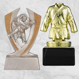 Judo Pokale