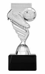 Fußballpokal PF101 silber