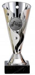 Motocrosspokale 3er Serie A100-MOTO silber