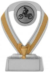 Motocrosspokale 3er Serie C533-MOTO 12 cm
