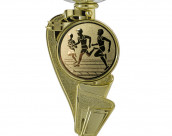Pokale 12er Serie S764 silber/gold 21 cm