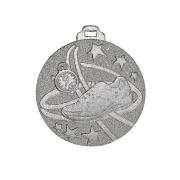 """Medaille """"Läufer"""" silber"""