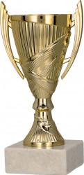 Pokale mit Henkel 3er Serie TRY9082 gold