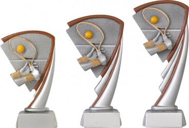 Tennispokale 3er Serie C803 19,5 cm