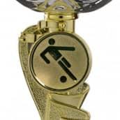 Pokale 6er Serie S155 silber-gold 17 cm