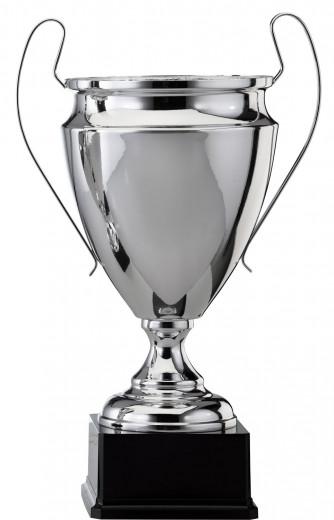 Pokale mit Henkel 7er Serie S919 silber 35 cm