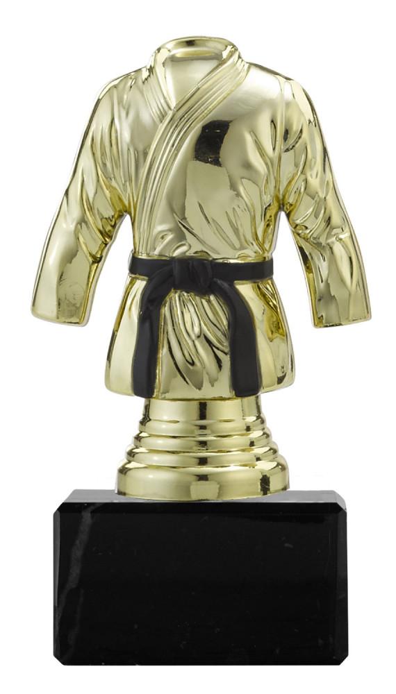"Figurpokal ""Keikogi"" PF351.1 gold-schwarz"