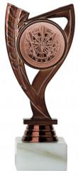 Dartpokale 3er Serie A285-DART bronze