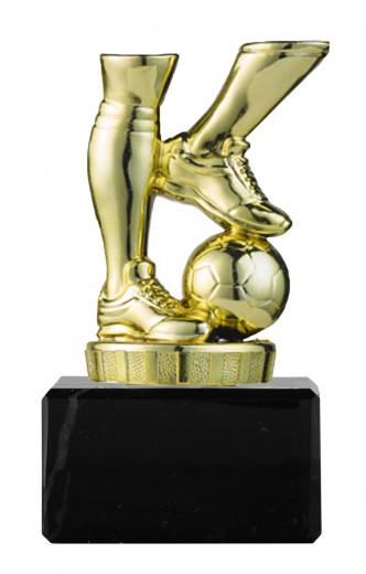 Fußballpokal PF03 gold