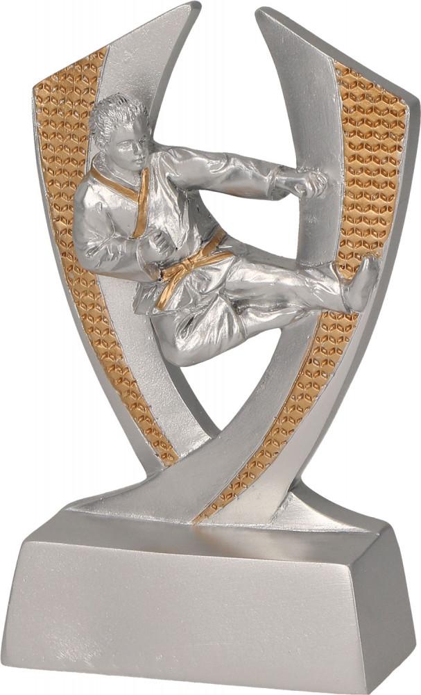 Karateka TRY-RE012 silber